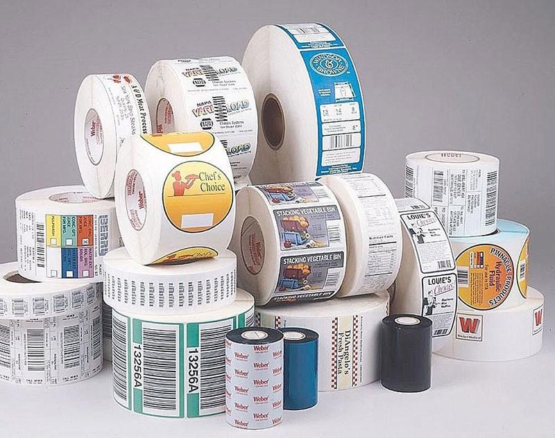 Empresa de etiquetas personalizadas