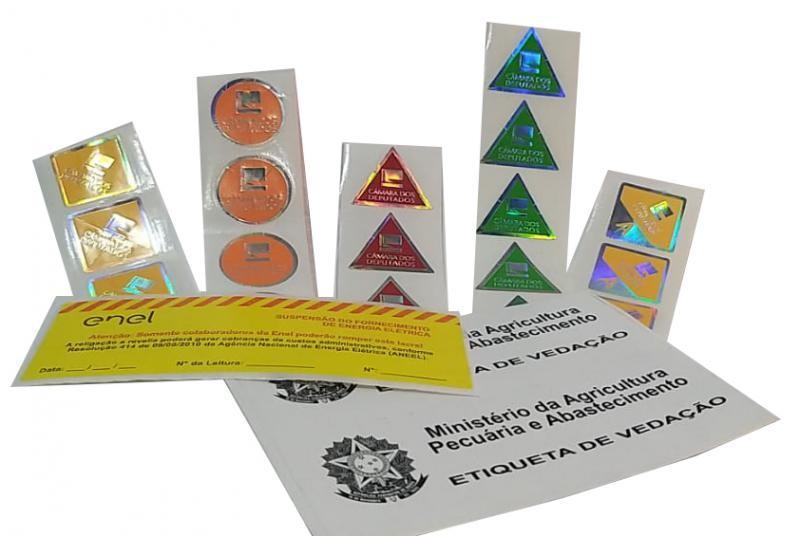 Fabrica de etiquetas adesivas