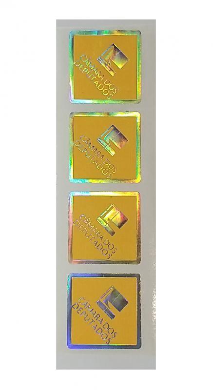 Fabrica etiquetas holograficas